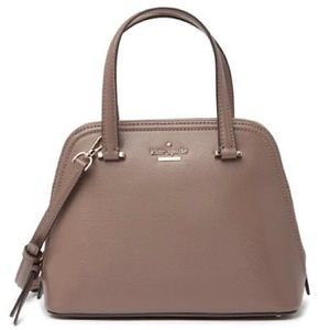 kate spade patterson drive leather dome satchel